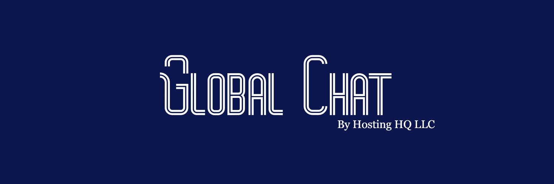 Global Chat by Hosting HQ LLC | Banner