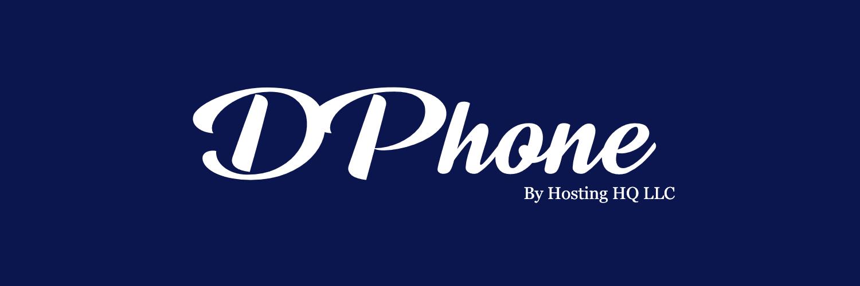 Dphone by Hosting HQ LLC | Banner